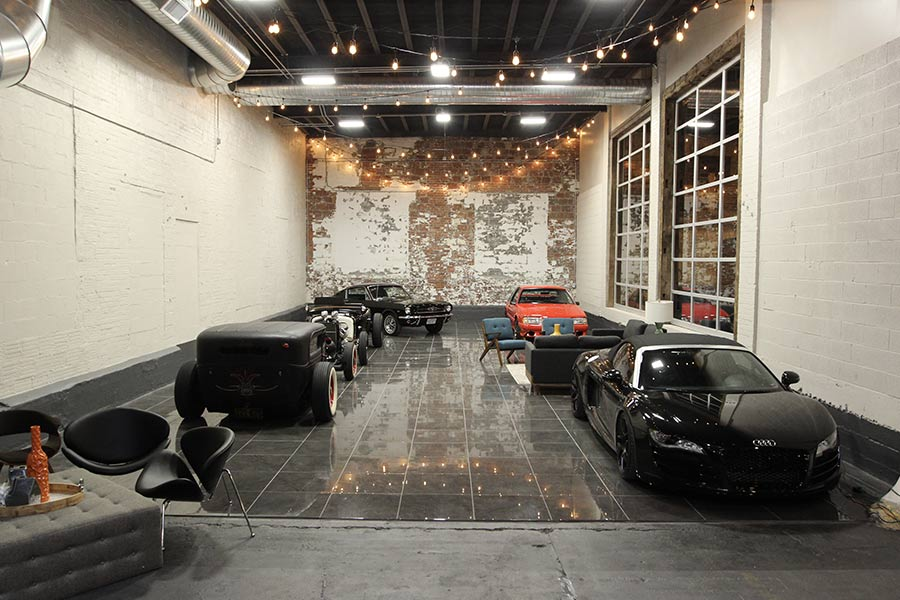 The Fuel House Showroom